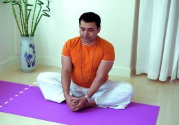Butterfly Pose Yoga