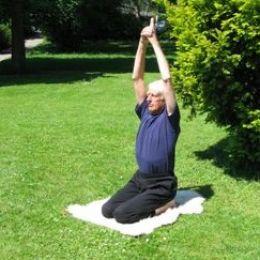 Yoga Sat Kriya Pose