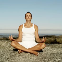 Yoga is great for male libido