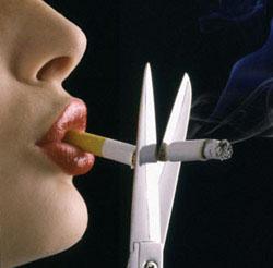 Time to quit smoking