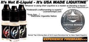 FireBrand e-liquid