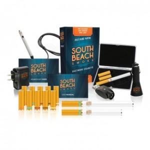South Beach Smoke Deluxe Plus Starter Kit Review