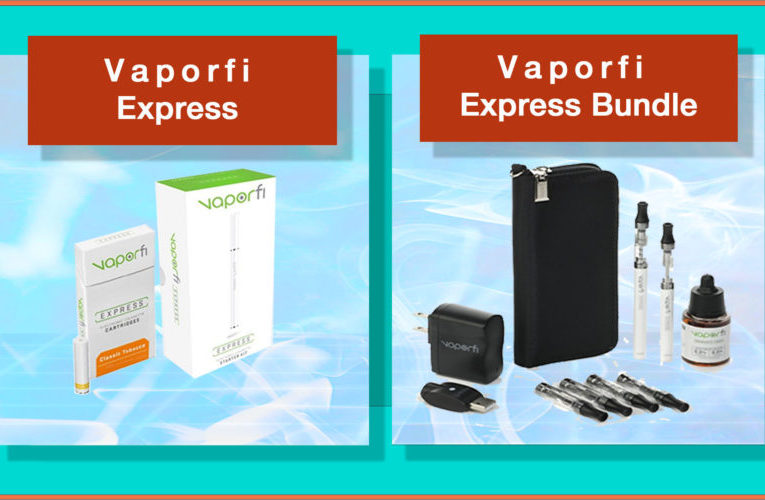 Vaporfi Express and Express Bundle - CloudNineECigReviews