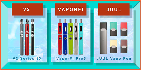 Best 3 Vape Pen Beginner Starter Kits - CloudNineEcigReviews