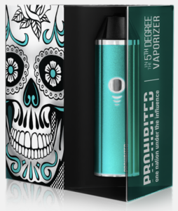 In the 5th Degree Vaporizer